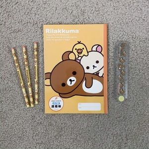 Rilakkuma • Stationary Bundle